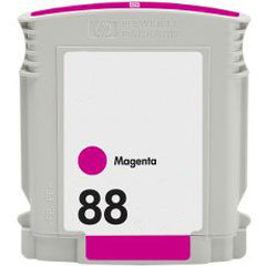Hp 88 XL Magenta Ink Cartridge Compatible