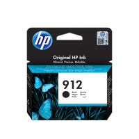 HP 912 black ink cartridge Original