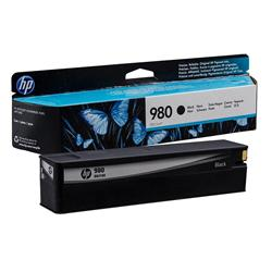 HP 980 black ink cartridge original D8J10A
