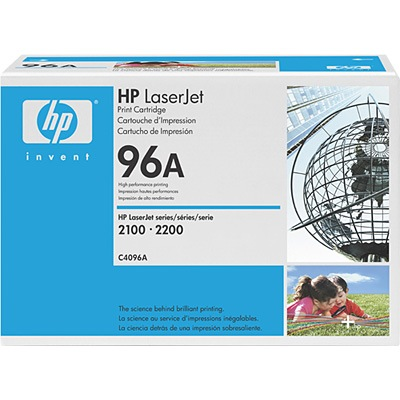 HP C4096A Black Toner - Hp 96A Black Toner Original