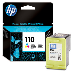 Hp 110 Colour Ink Cartridge Original