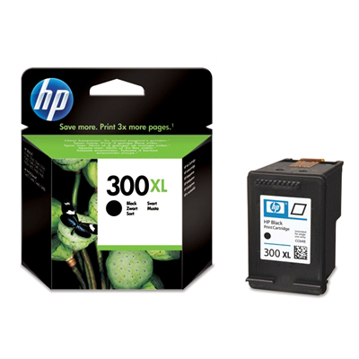 Hp 300 Xl Black Ink Cartridge Original