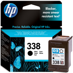 Hp 338 Black Ink Cartridge Original