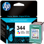 Hp 344  Tri Colour Ink Cartridge Original High Cap