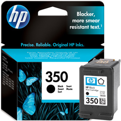 Hp 350 Black Ink Cartridge Original