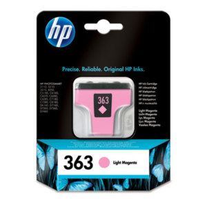 Hp 363 Light Magenta Ink Cartridge Original