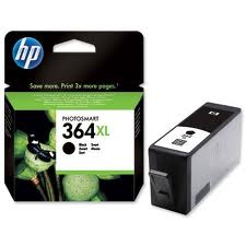 HP 364 Xl Original Black Ink Cartridge