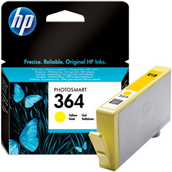 Hp 364 Yellow Ink Cartridge Original