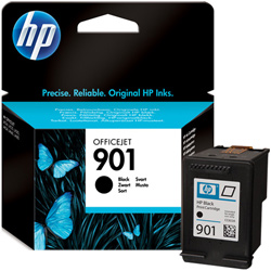 Hp 901 Black Ink Cartridge Original