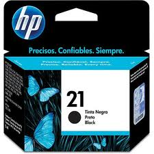 HP 21 Black Ink Cartridge Original
