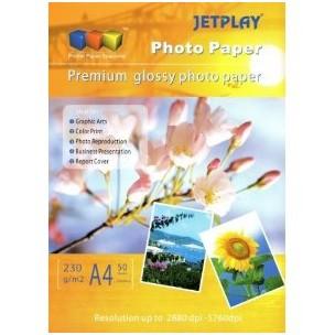 A4 Photo Paper High Gloss 220Gsm 50 Pk