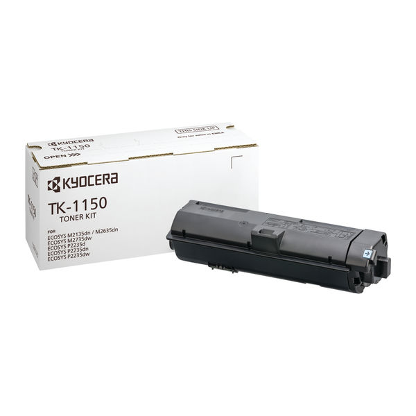 Kyocera TK-1150 Black Toner Cartridge