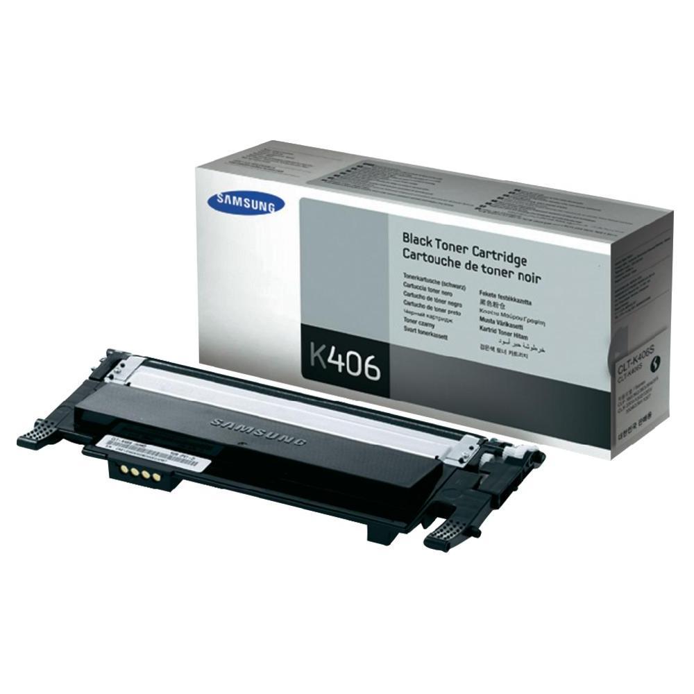 Samsung CLT-K406S black toner ORIGINAL