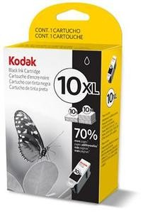 Kodak 10 Black XL Ink Cartridge Original
