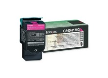 Lexmark C540H1MG high-cap magenta toner original