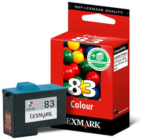 Lexmark 83 Colour Print Cartridge