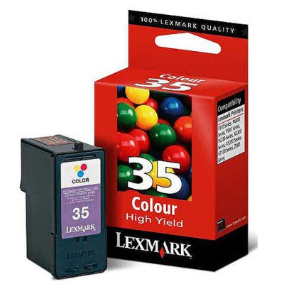 Lexmark 35 XL Colour ink Cartridge Original