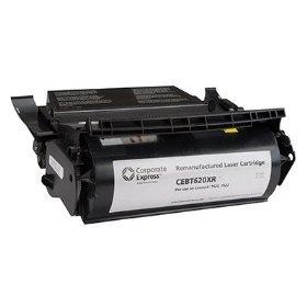 Lexmark 12A5840 Black Toner Compatible High Yield