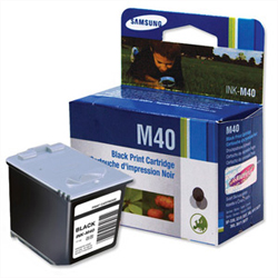 Samsung M40 black ink cartridge ORIGINAL