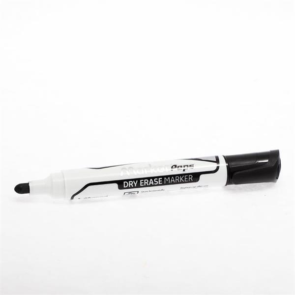 Maped Jumbo Bullet Tip Dry Erase Marker - Black