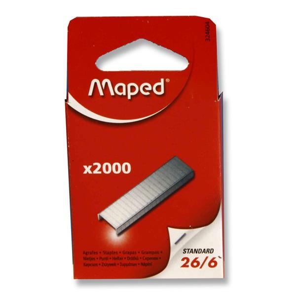 Maped Box 2000 26 6 Staples