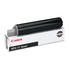 Canon NPG-11 Black Toner Cartridge Yield 5000 Pages