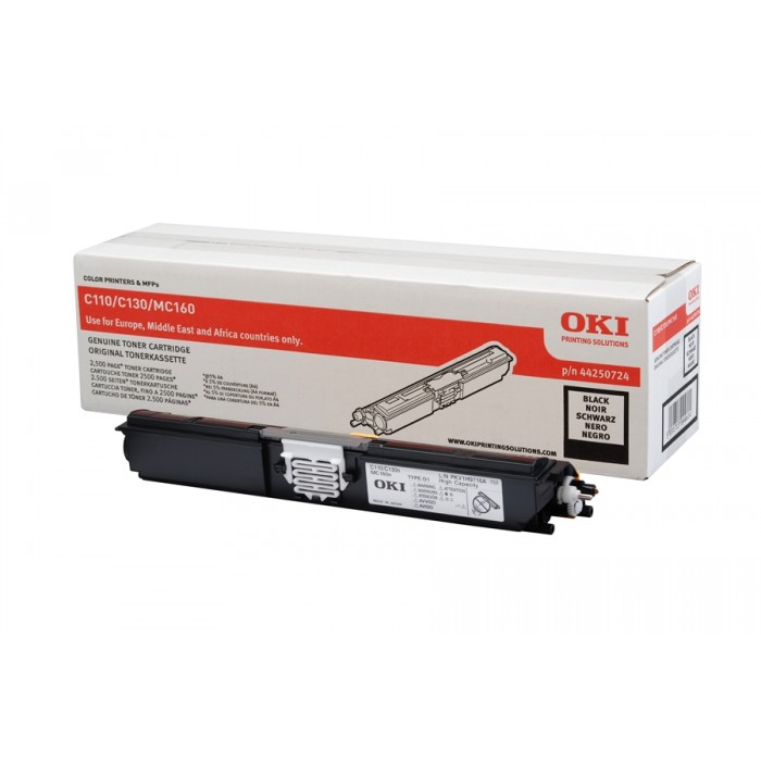 OKI 44250724 black toner original