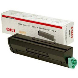 Oki 09004169 Black Toner High Yield Original