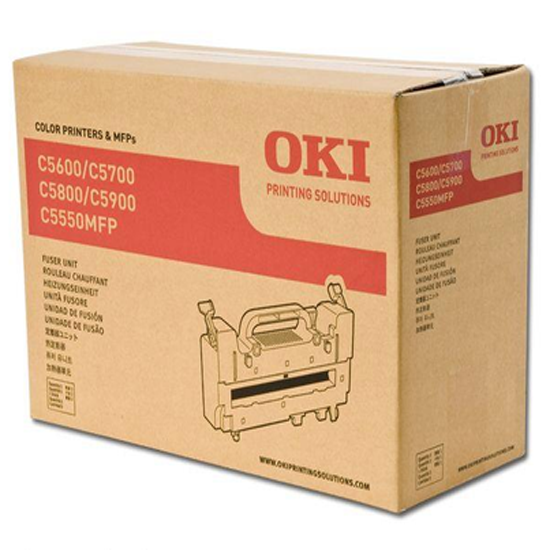 OKI 43363203 fuser unit original