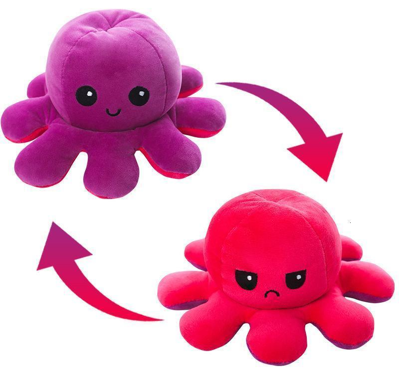 Reversable Octopuss 20CM