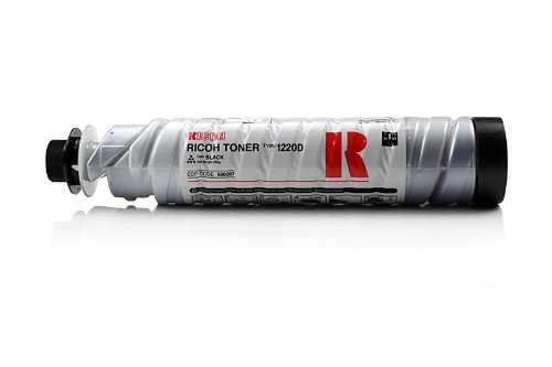 Ricoh type 1220D black toner original