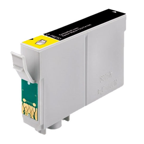 Compatible For Epson T0321 Black Ink Cartridge Chipped