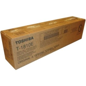 Toshiba T-1810E high-cap black toner original