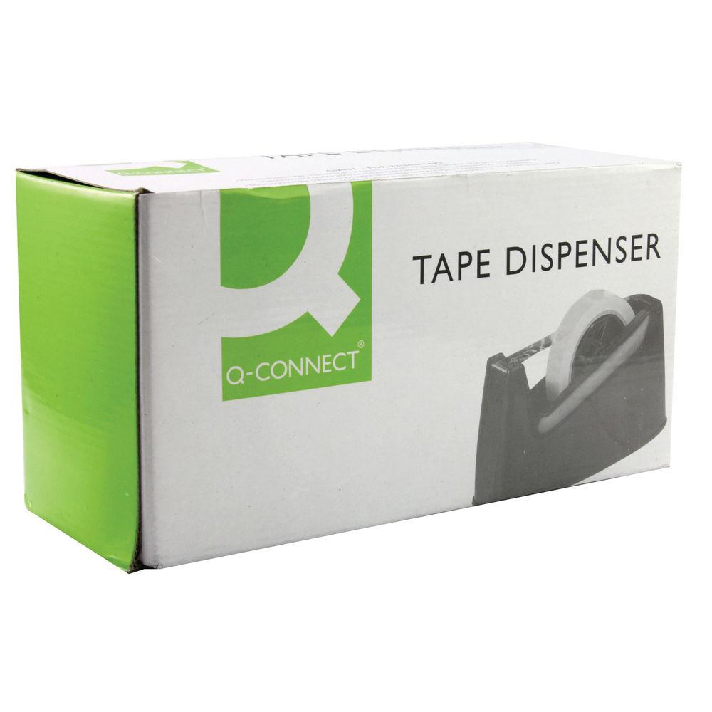 Sellotape Tape Dispenser Large Black