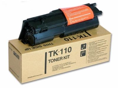Kyocera TK-110E black toner ORIGINAL