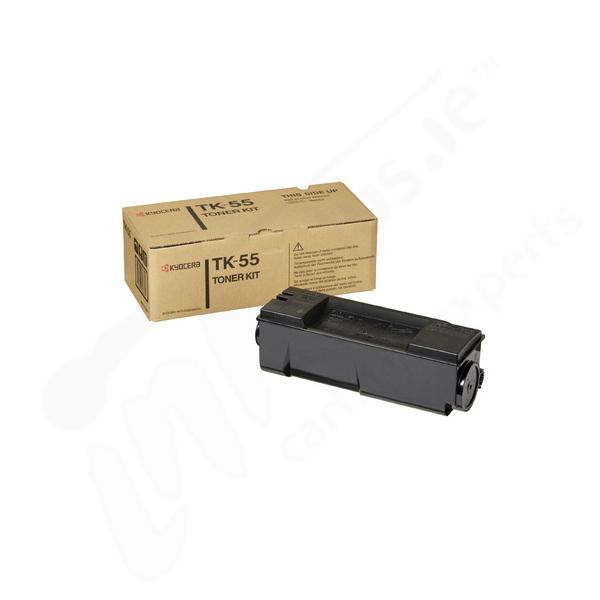Kyocera TK-55 black toner Original Kyocera