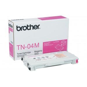 Brother TN-04 Magenta Toner Cartridge Original