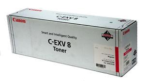 Canon C-EXV 8 black toner original