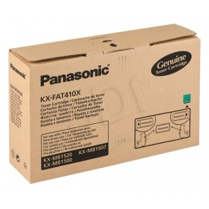 Panasonic KX-FAT410X black toner original