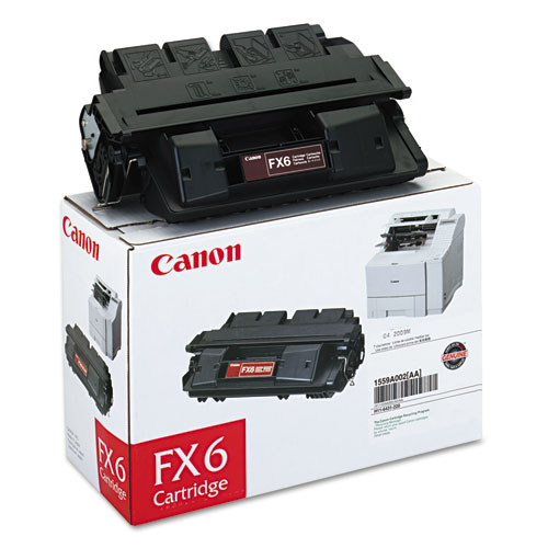 Canon FX6 Laser Fax Cartridge for L1000
