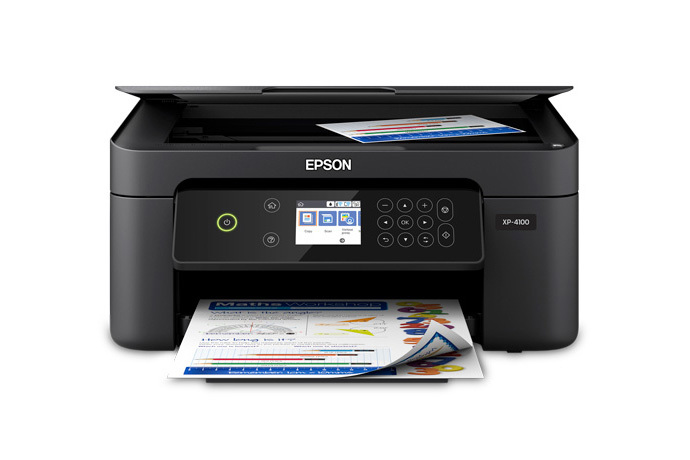 Epson Expression 4100 A4 Multifunction Colour Inkjet Printer