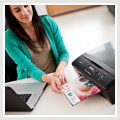 Brother DCP-J140W Printer Mega Bundle Offer Includes 1 Years FREE Ink