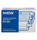 Brother PC-201 Single Ribbon Cartridge 420 Pages