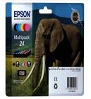 Epson 24 multipack original 6 Pack
