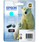 Epson 26XL T2632 high-cap cyan ink cartridge original