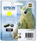 Epson 26XL T2634 high-cap yellow ink cartridge original