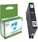 Dell Series 33 extra high capacity cyan ink cartridge original