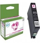 Dell Series 33 extra high capacity magenta ink cartridge original