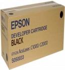 Epson S050033 black toner ORIGINAL