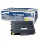 Samsung CLP-500D5Y yellow toner ORIGINAL